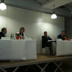 Podiumsdiskussion Kolpingfamilie Hennef